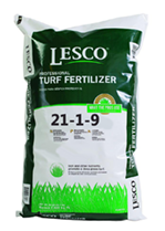 Fertiliser // Lesco Greens Pro Elite 21-1-9 22.68kg