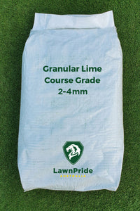 Lime Granular Coarse Grade 2-4mm 25kg