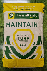 LawnPride Maintain 26-2-9 + 3.4 Fe 20kg