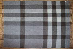 'Corner Suite' Sheep Wool Plaid