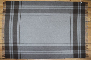 'Picnic' Sheep Wool Plaid