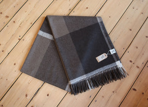 'Family' Yak Wool Plaid