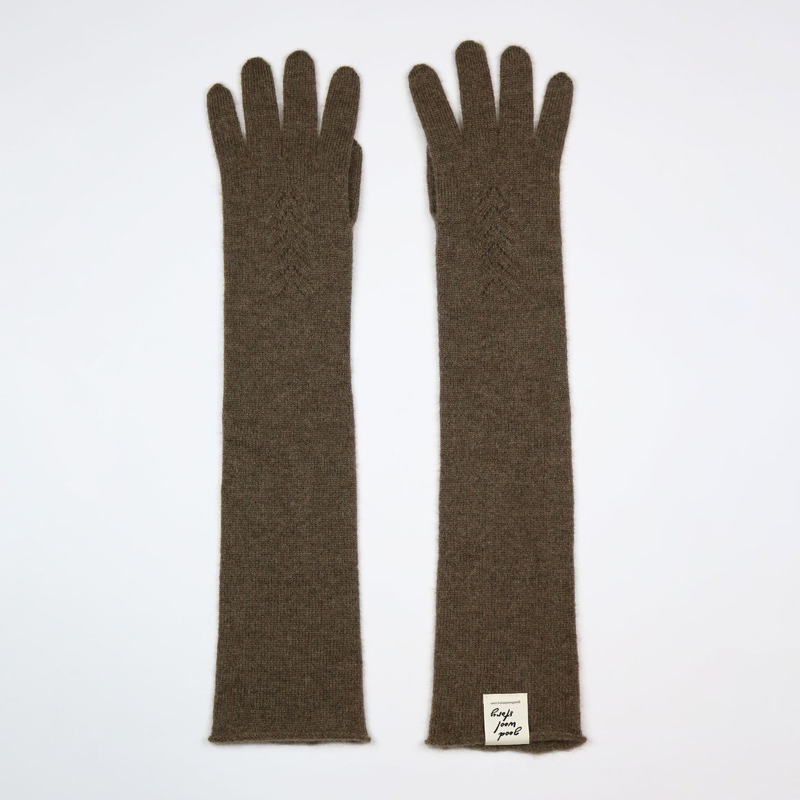 'Hirami' Extra Long Gloves
