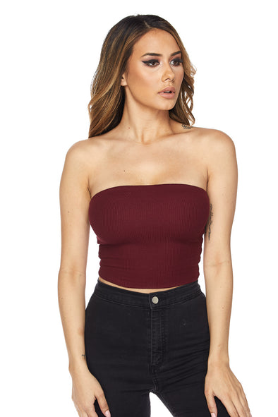 'Whatever It Takes' Tube Top