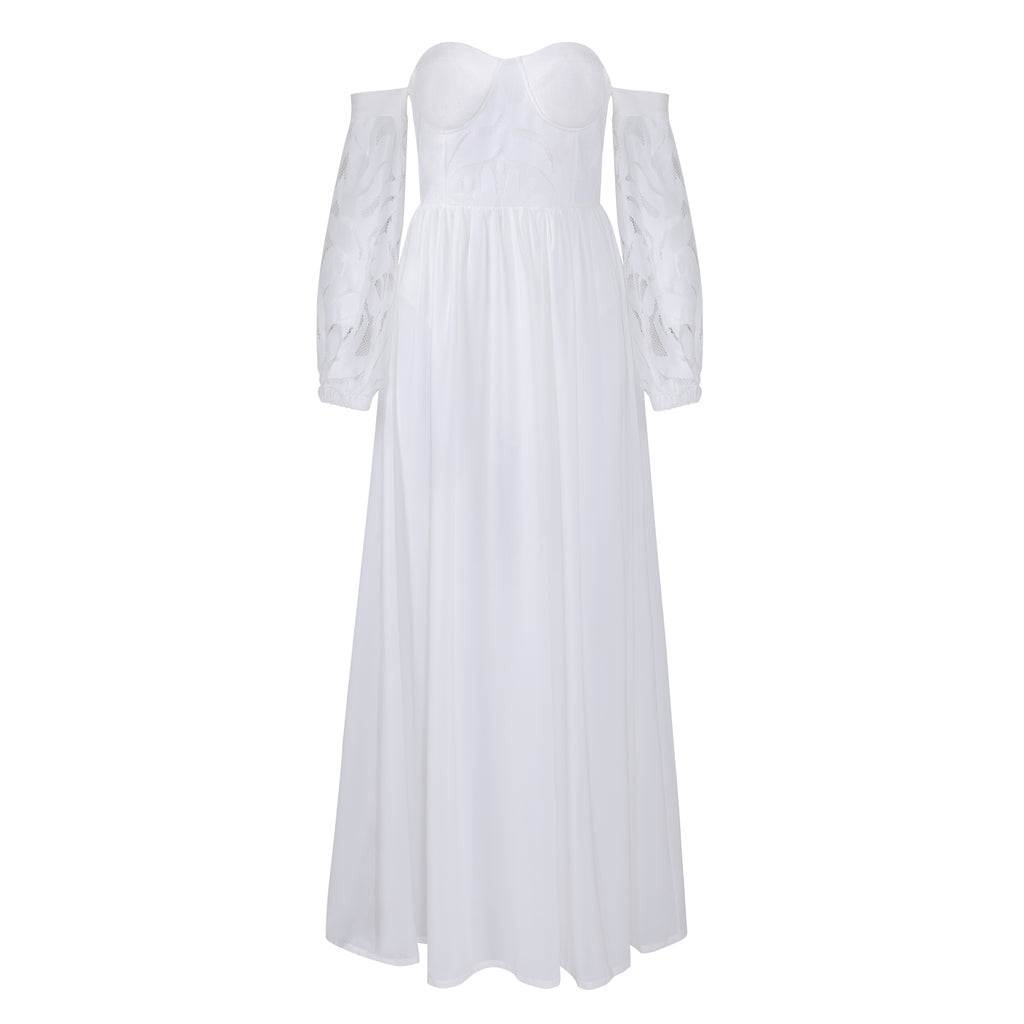 """Angel"" maxi dress"