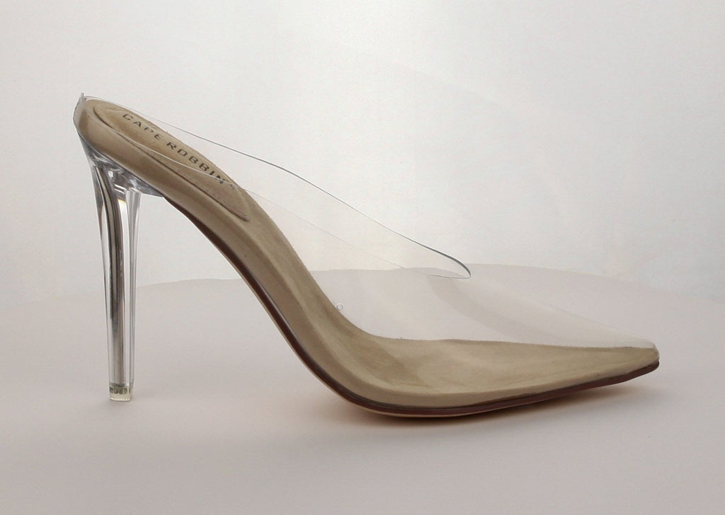 'Looking Glass' Heels