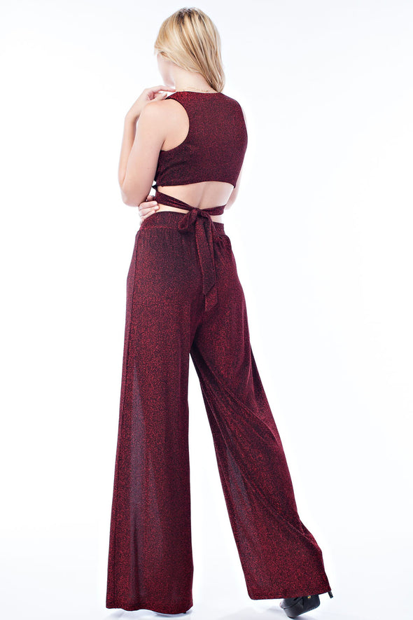 'Elina' Top and Pants