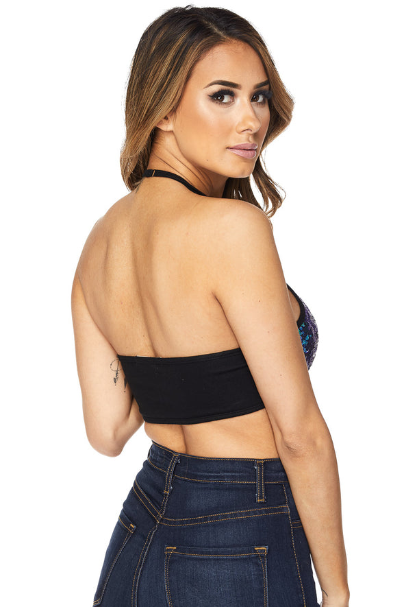 'Me and You' Halter Top