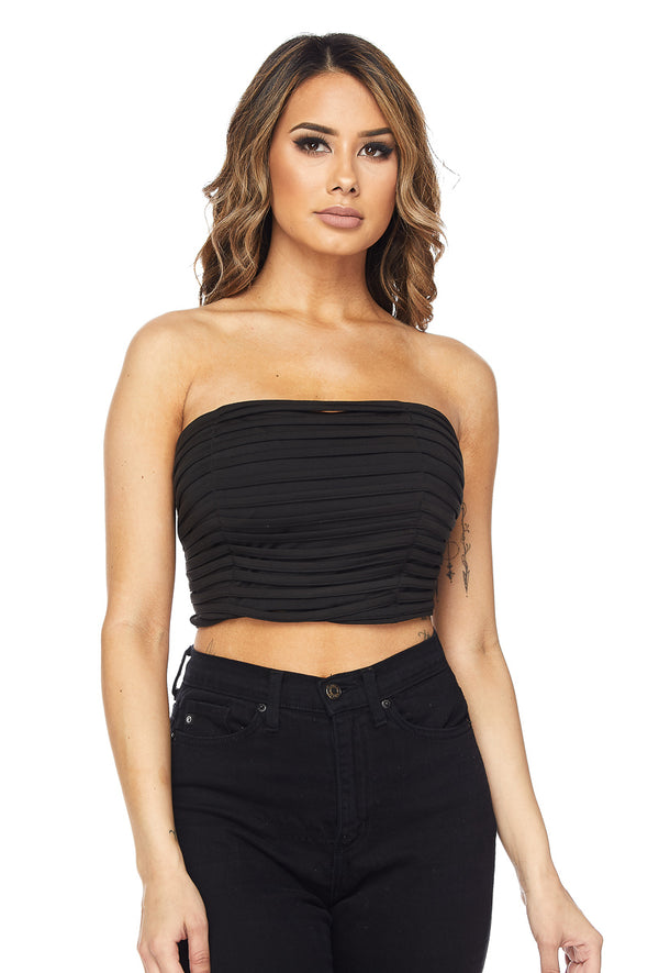 'Nothin' On You' Bandeau Top