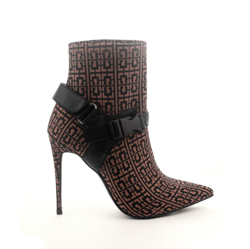 'Downtown' Bootie