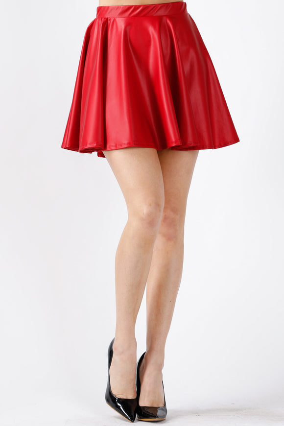 'The Girl Next Door' Skater Skirt