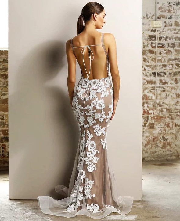 'Bella' Evening Dress