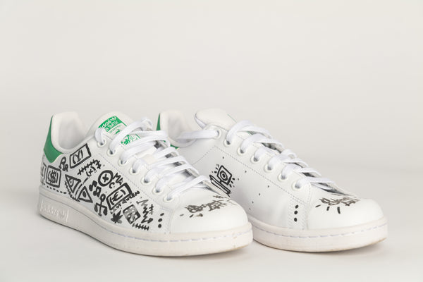 On demand unique custom Stan Smith