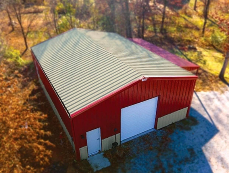 Centra™ Series Bolt-Up Steel Buildings