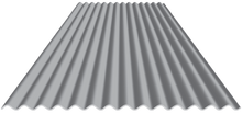 "Load image into Gallery viewer, 7/8"" Corrugated - Roof"