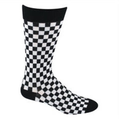 Checkerboard  Black/White