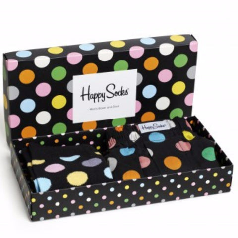 Big Dot Boxer & Sock Gift Box