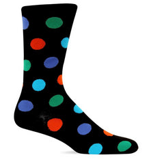 Fun Dots Design- Black