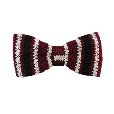 Oxford Knit Bowtie