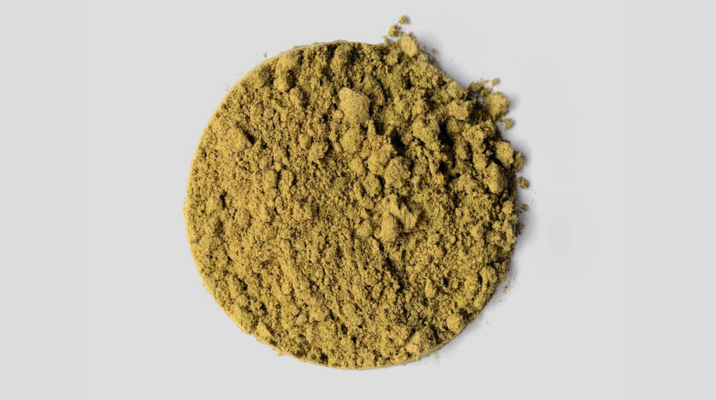 Hemp protein powder, an astounding superfood.