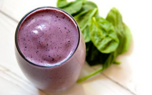Blueberry Green Smoothie
