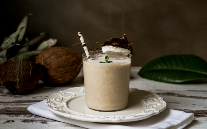 Coconut Power Smoothie