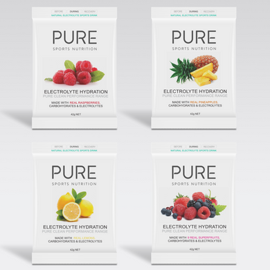 PURE Electrolyte Hydration Sample Pack