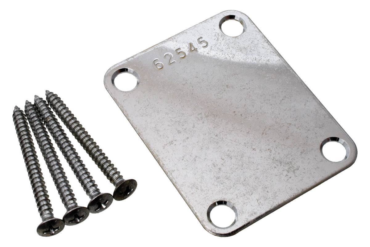AP-0601 Serial Numbered Neckplate