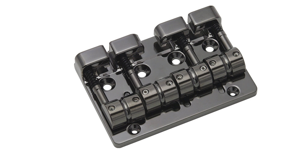 BB-3460 Gotoh J510SJ-4 Quick Release 4-String Bass Bridge