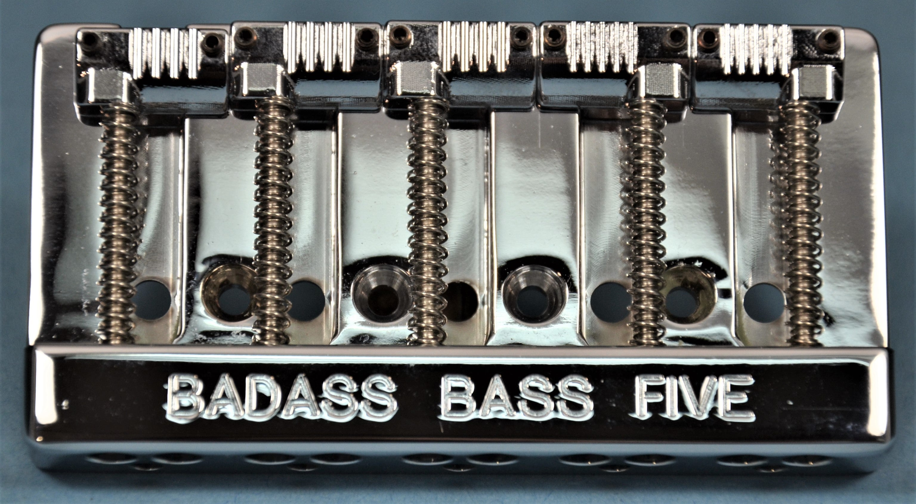 BB-0325 Badass® V. 5 String Bass Bridge