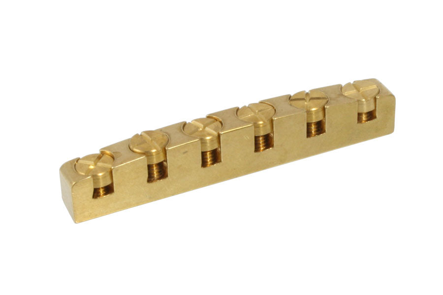 BN-0888 ABM Adjustable Height Brass Nut for Gibson Les Paul