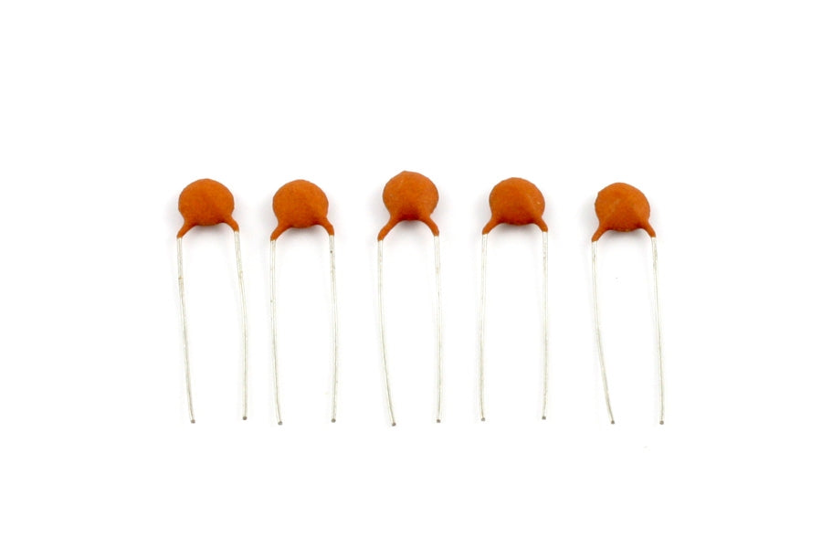 EP-0054 .005 MFD Ceramic Disc Capacitors