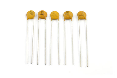 EP-0061 .01 MFD Ceramic Disc Capacitors