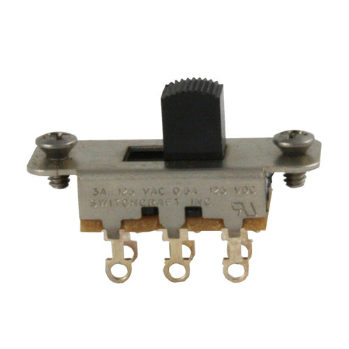 EP-0260 Switchcraft® On-On Slide Switch for Jazzmaster® and Jaguar®