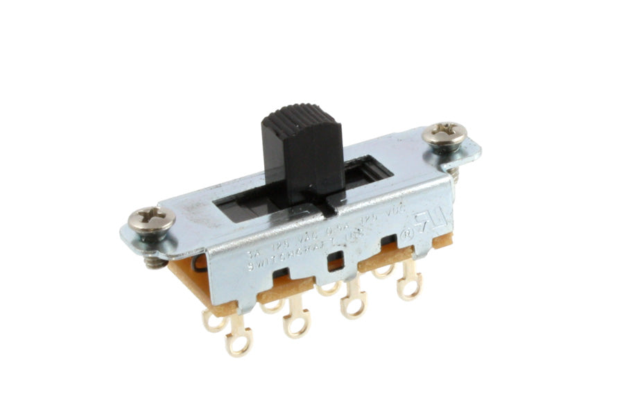 EP-0261 Switchcraft On-Off-On Slide Switch for Mustang