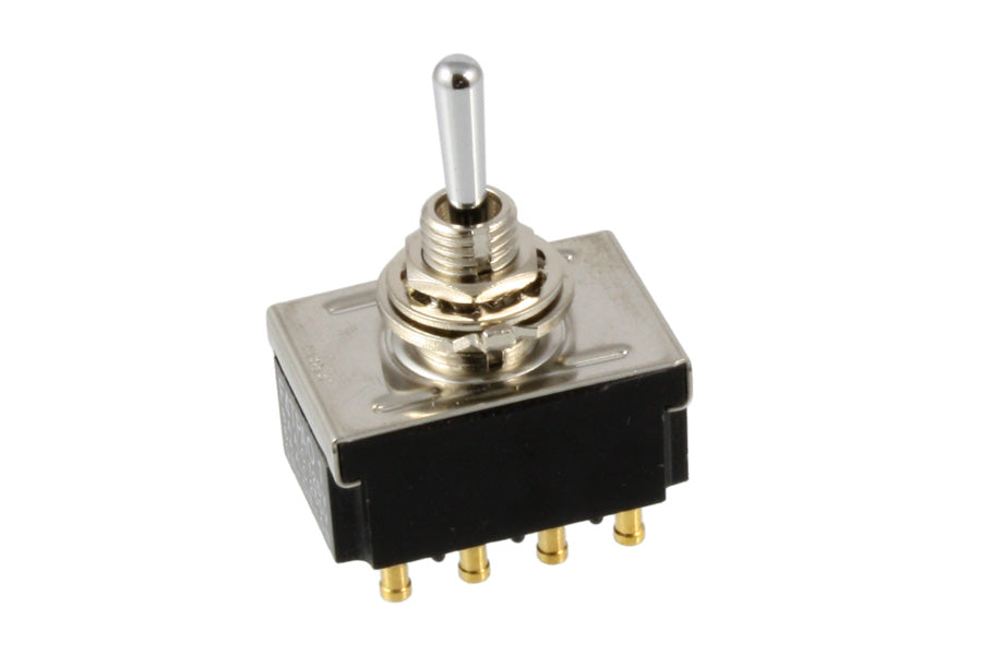 EP-4363 4-Pole On-On-On 4PDT Mini Switch