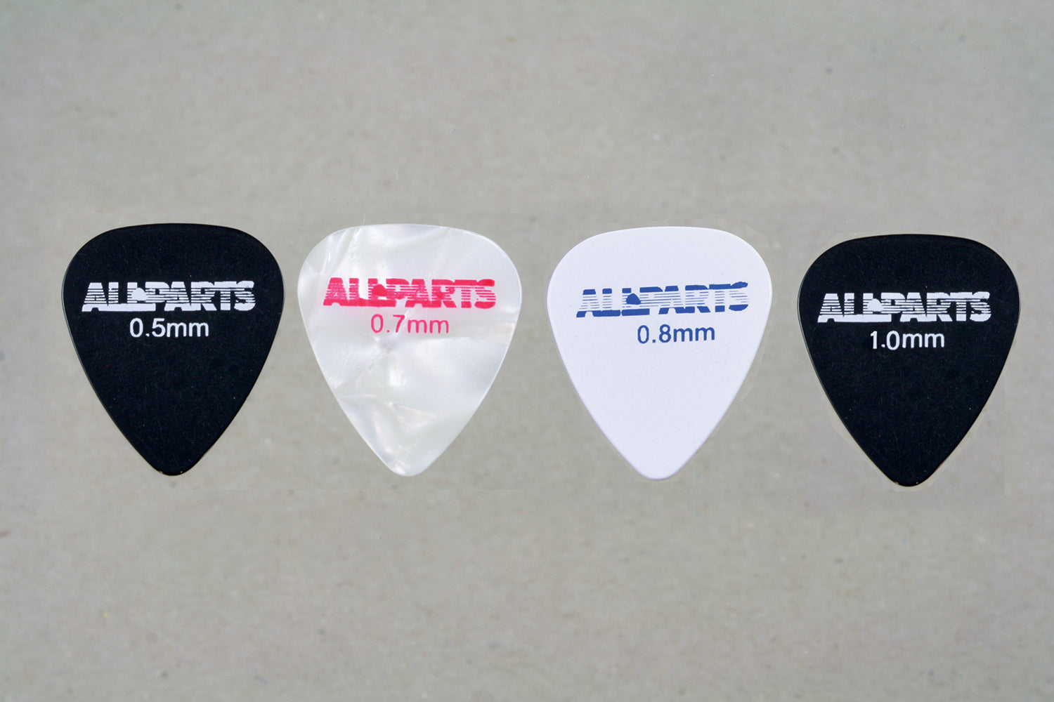 Allparts Guitar Picks