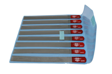 LT-1020 Nut Slotting File Set