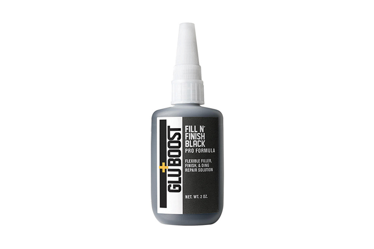 LT-1135 GluBoost Fill N' Finish™ Black Pro Formula