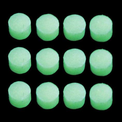 LT-5497 Glow-in-the-dark 2.3 mm Side Dots
