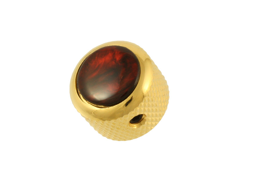 MK-3174 Q-Parts Red Pearl Dome Knob