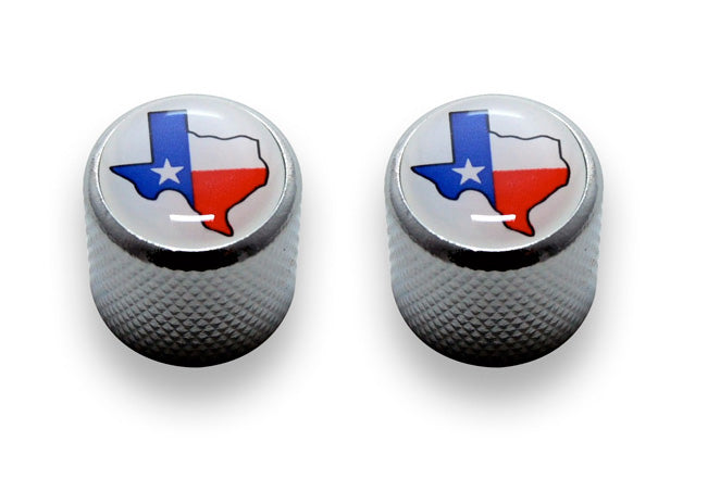 MK-3317 State of Texas Dome Knobs