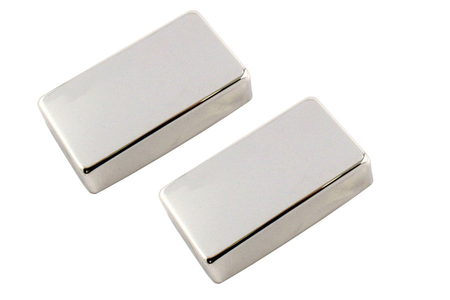 PC-0307 Humbucking Pickup Cover Set with No Holes
