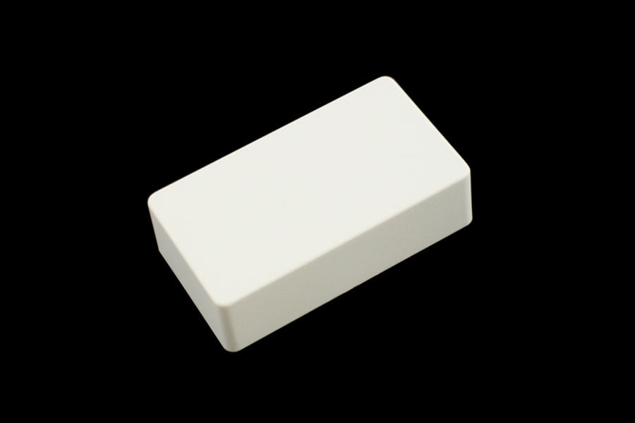 PC-0303 Plastic Humbucking Pickup Cover Set with No Holes