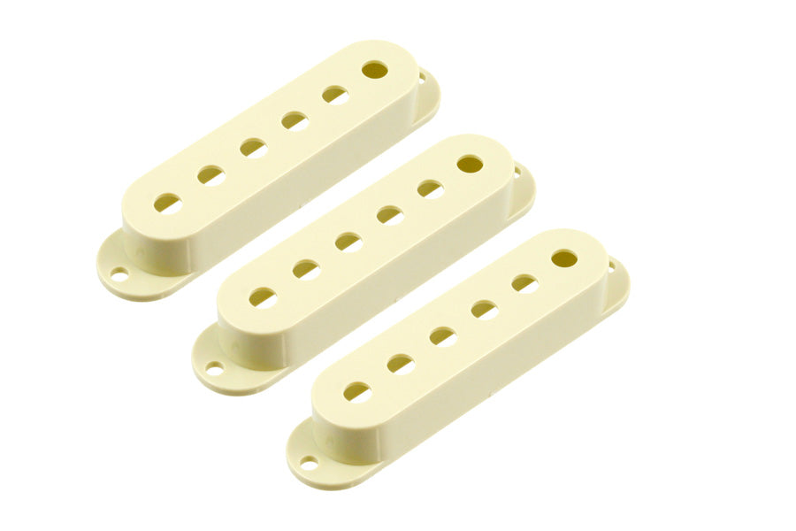 PC-0406 Set of 3 Plastic Pickup Covers for Stratocaster®