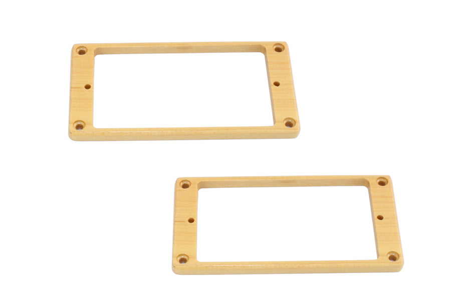 PC-0745 Non-slanted Humbucking Pickup Ring Set