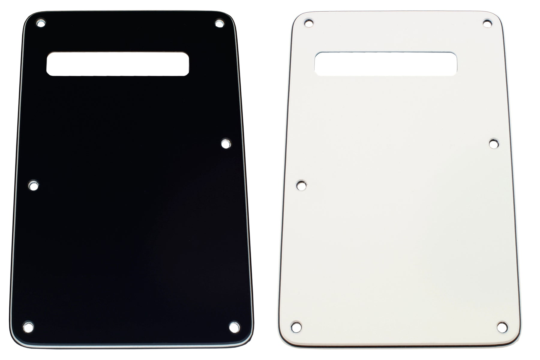 PG-0557 Slotted Tremolo Spring Cover Backplate