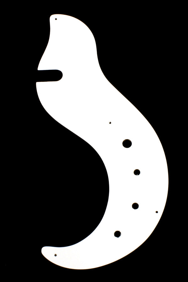 PG-9842 White Pickguard for Danelectro 59DC