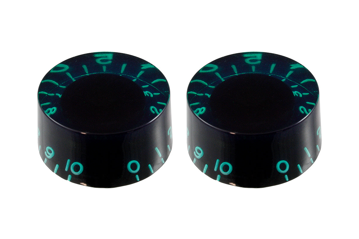 PK-0134 Set of 2 Vintage-style Tinted Speed Knobs