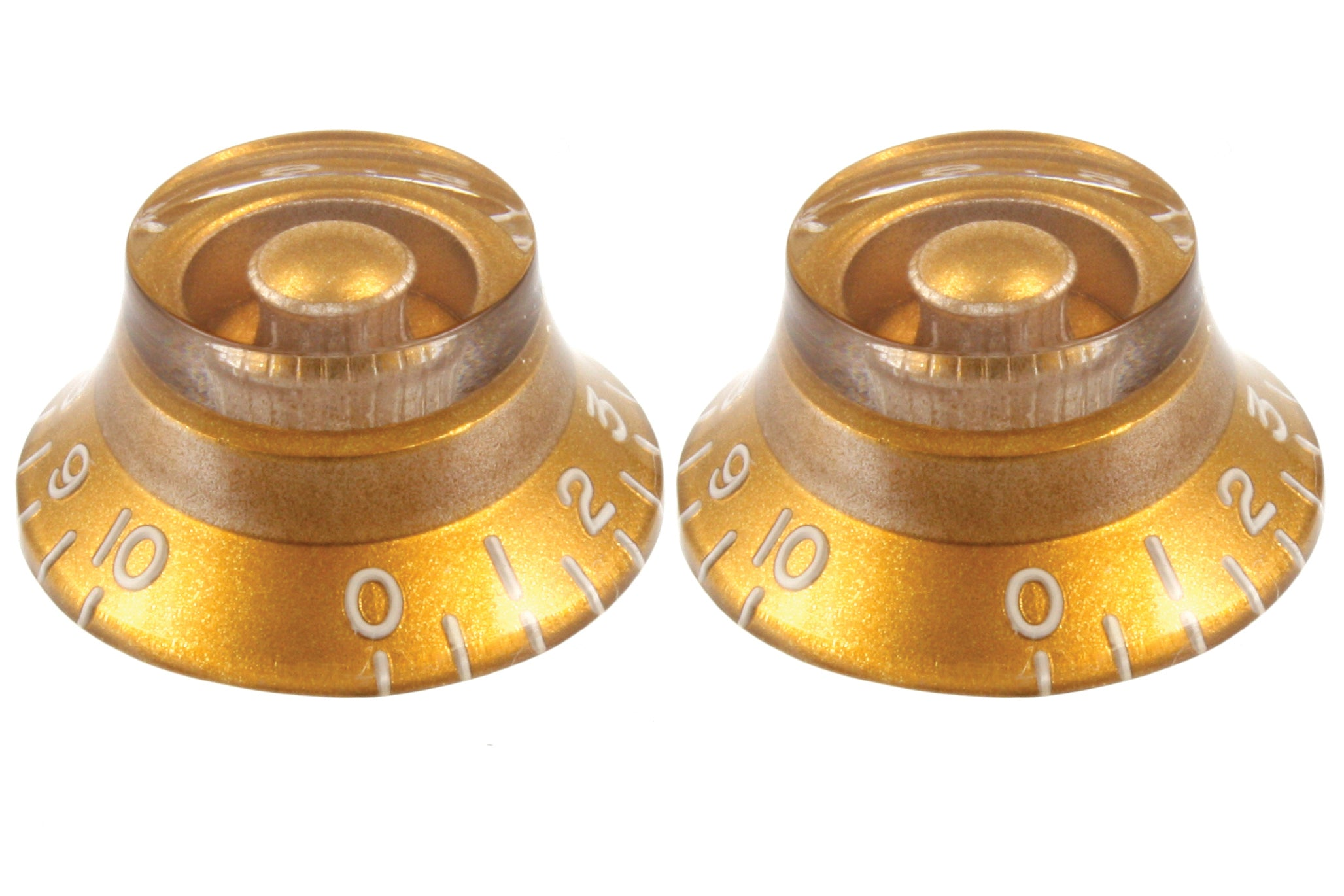 PK-0140 Set of 2 Vintage-style Bell Knobs